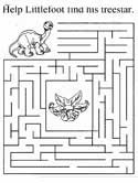 Land before time maze