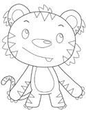 Rintoo coloring page